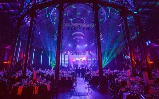 party venue in North London, roundhouse, venueseeker