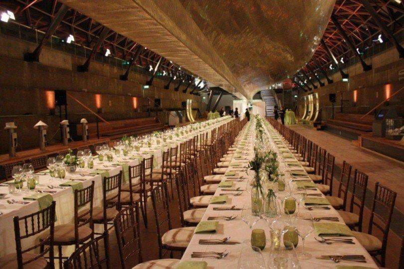 Cutty Sark Awards Ceremony Venue