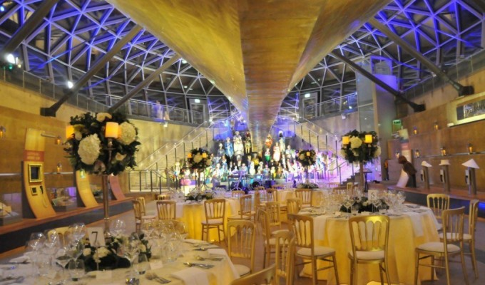 Banqueting Halls in London