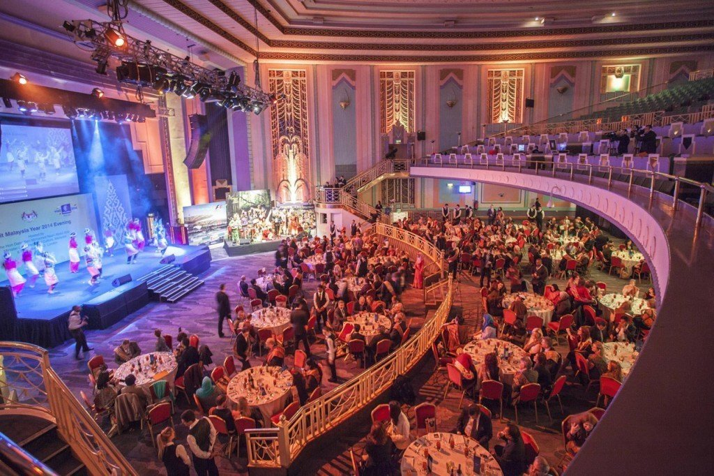 banqueting halls in east London at Troxy, venueseeker