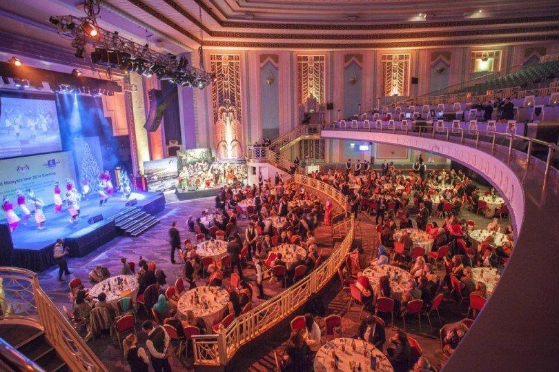 banqueting halls in east London at Troxy, venueseeker