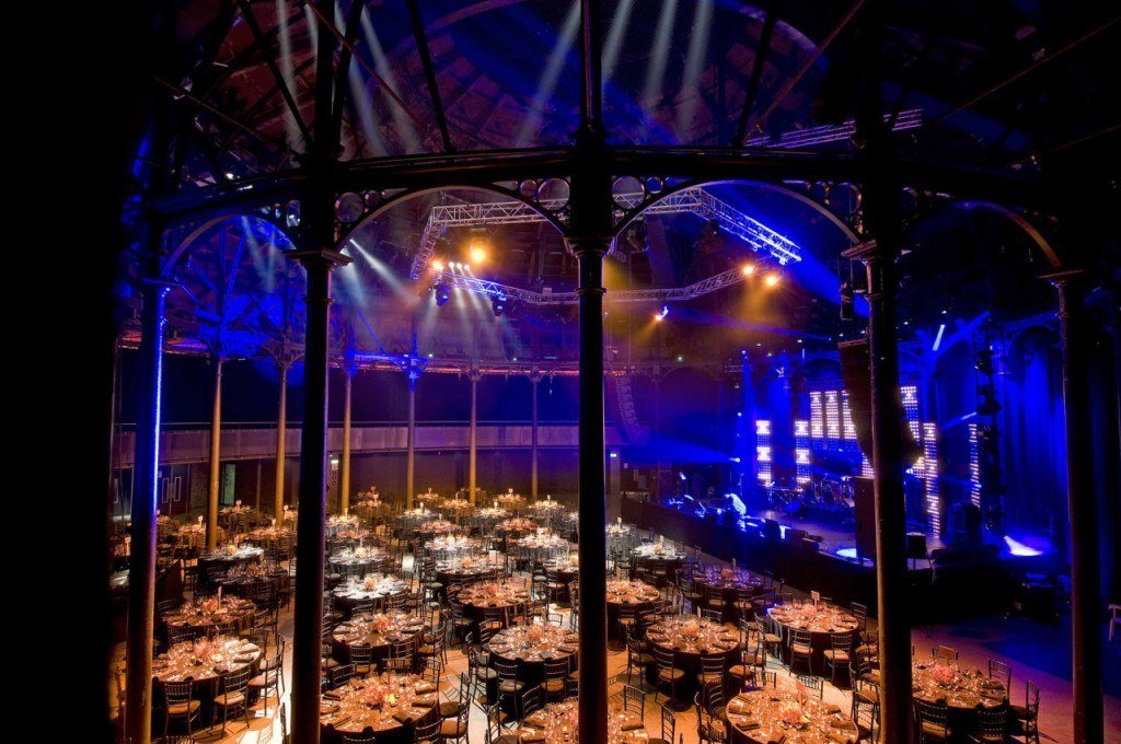 banqueting halls in north london at roundhouse