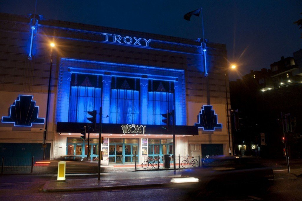 80th birthday party of the Troxy