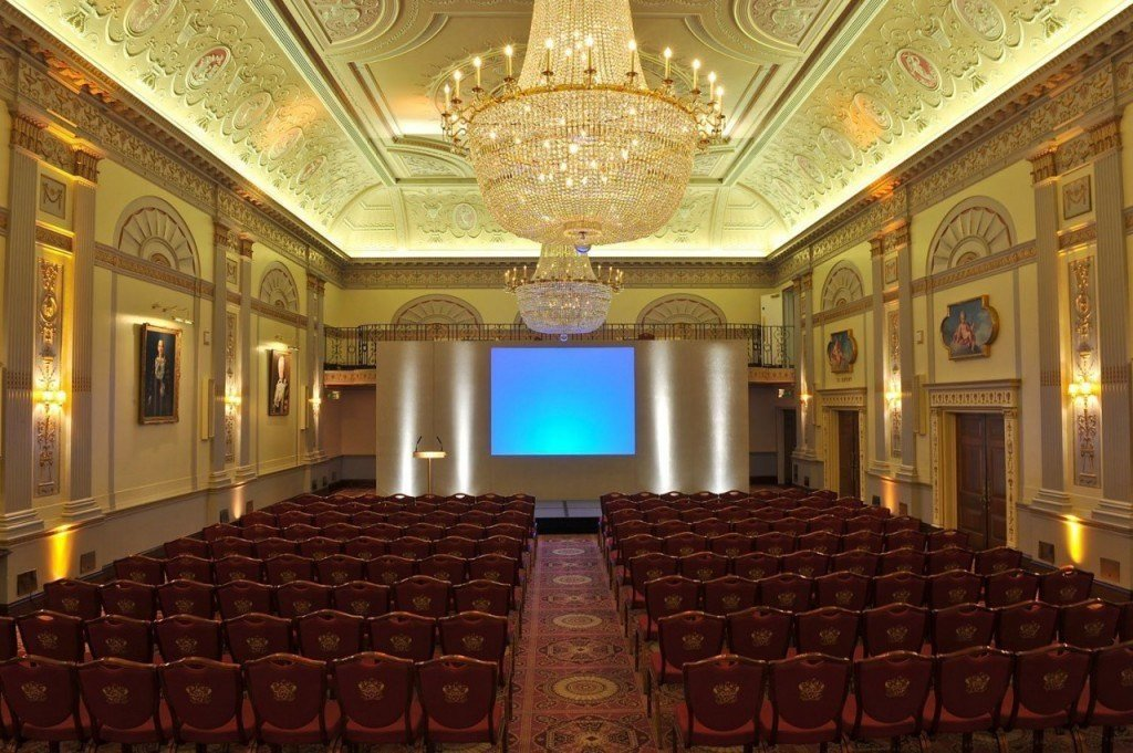 Conference Venue in London, Plaisterers hall, venueseeker