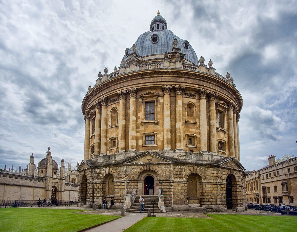 bodleian library venue oxford