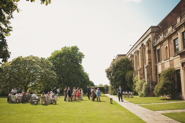 london venues with outside space at eltham