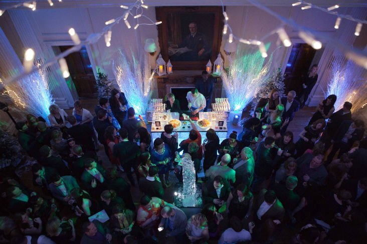 best party venuse north london in hedsor house