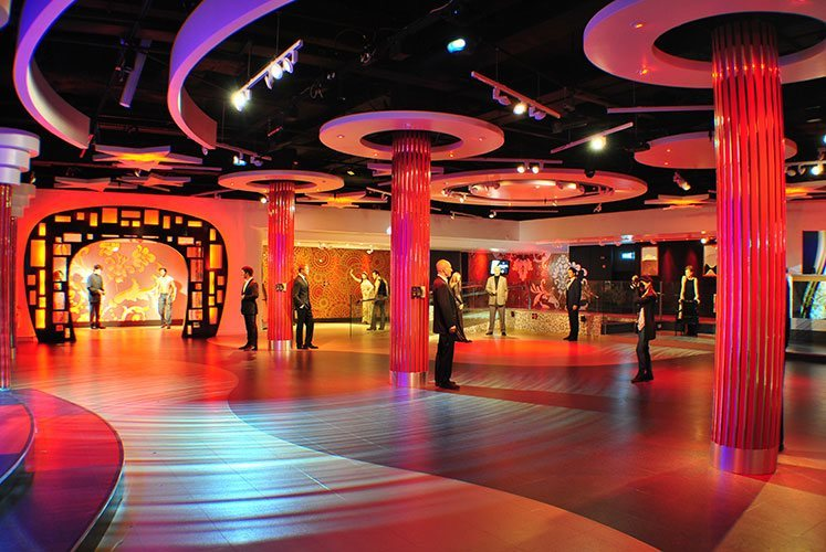 Madame Tussauds - themed venues london