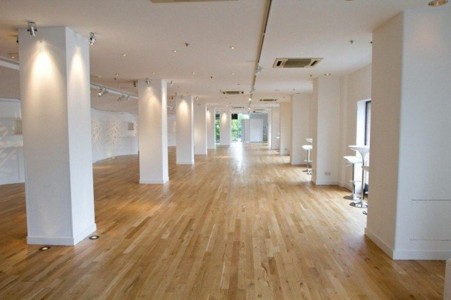 London blank canvas venues