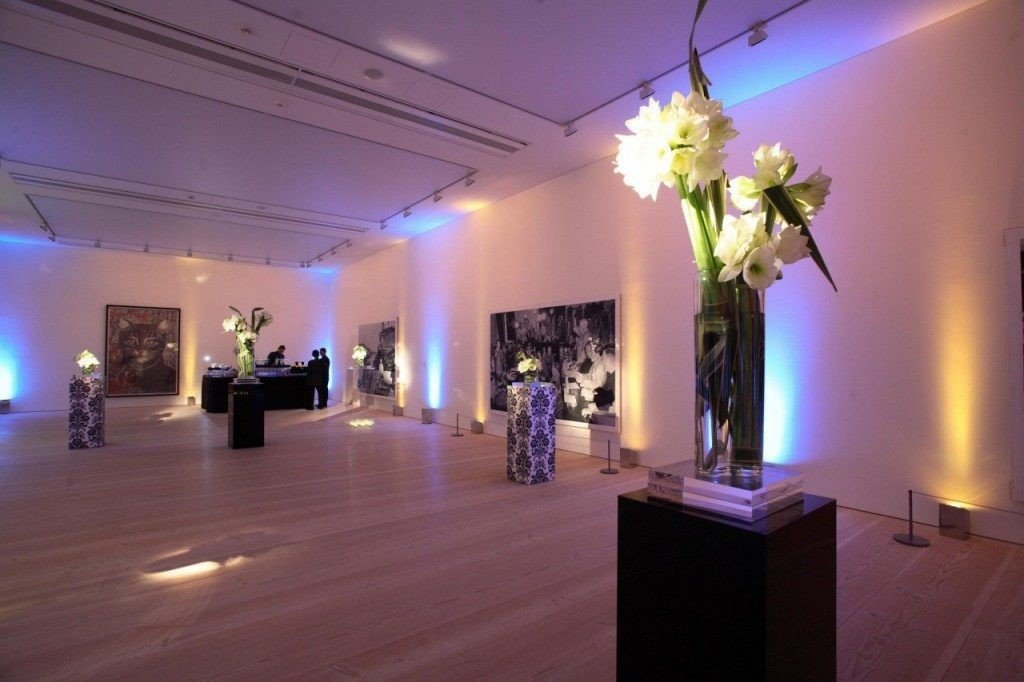 Contemporary gallery, venueseeker