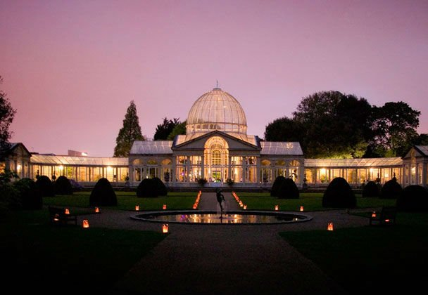Great Conservatory Syon Park Events Venue
