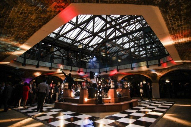 alternative venues london - Tobacco Dock