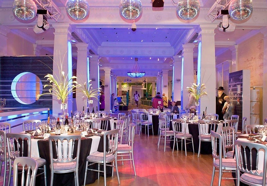 banqueting halls in north london at madame tussauds