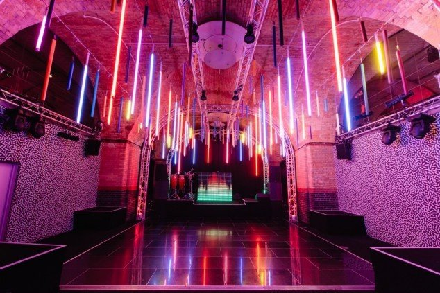 old billingsgate london event production
