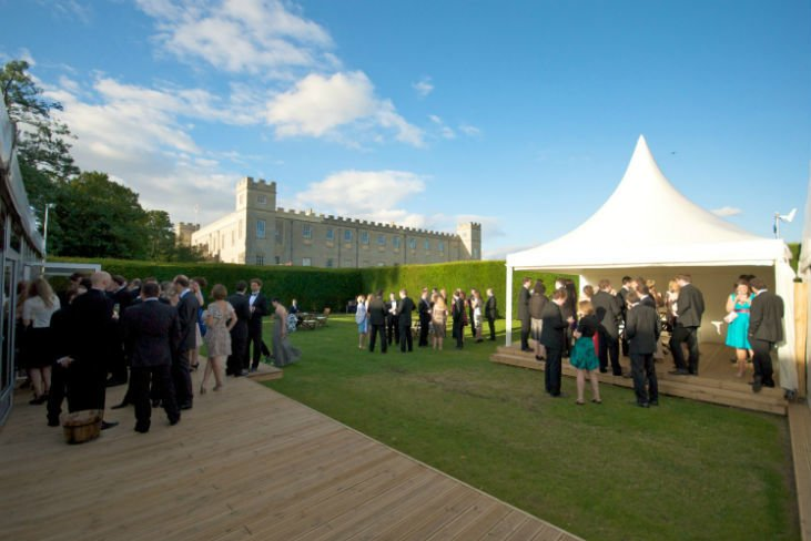 syon park outdoor party venues in london
