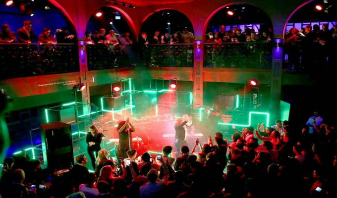best london party venues, one embankment london