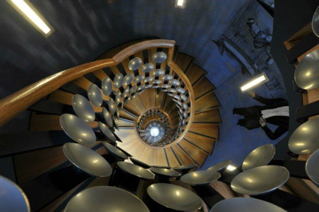 themed venues london - magic circle