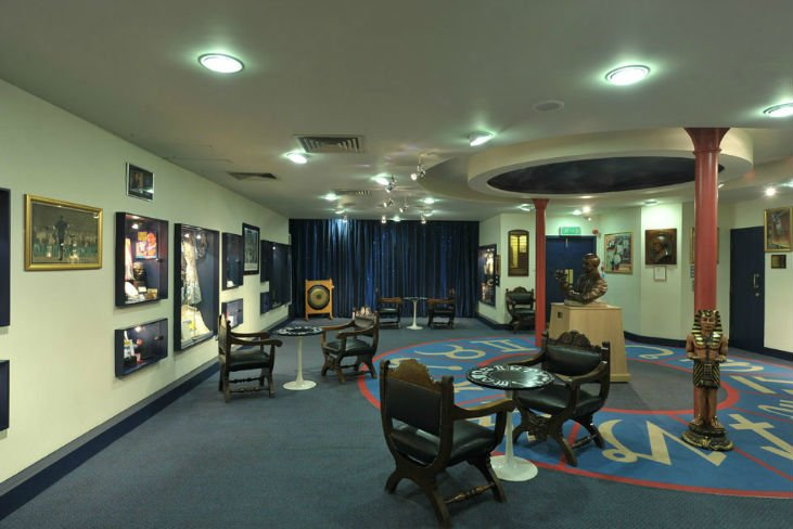magic circle small meeting rooms