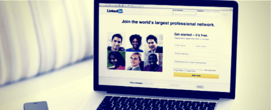 how to promote corporate event on linkedin