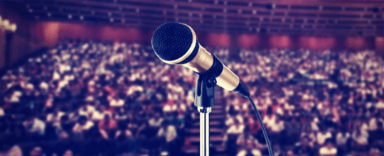 how to get more speakers for conference