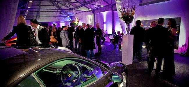 unique venues in London at Auto Vivendi
