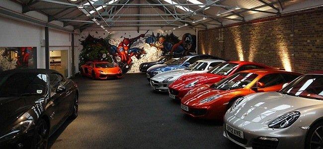 unique venues in London at Auto Vivendi
