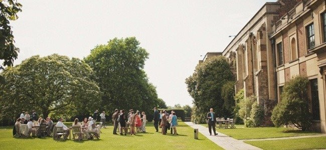 Eltham Palace is the perfect place for outdoor venues in London