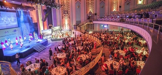 Troxy is one of the best places for banqueting halls in London