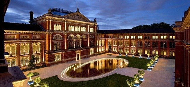 Victoria and Albert Museum can be hired for alternative venues in London