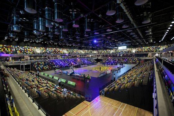 copper box arena venue london
