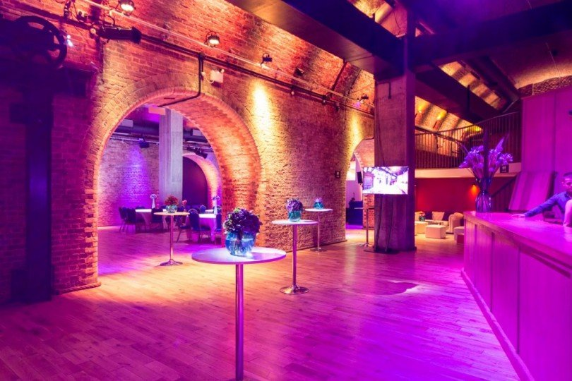 The Steel Yard - versatile venues