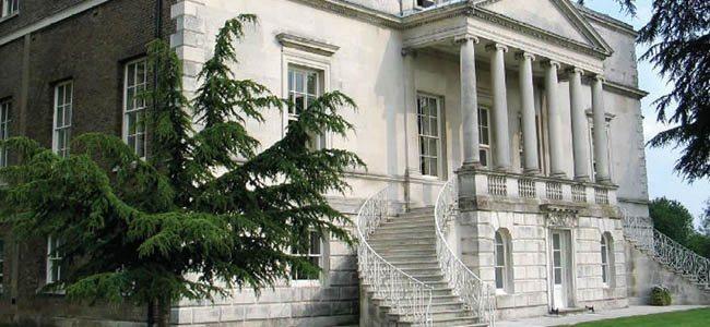 Parkstead House
