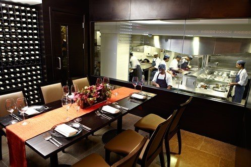 Benares Chefs tables