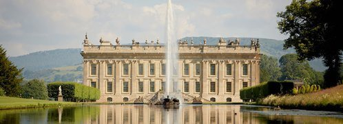 Chatsworth  House 2