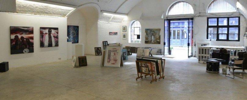 Underdog Gallery