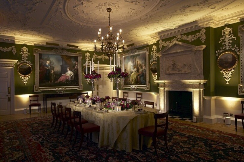 The Foundling Museum - amazing wedding venues uk