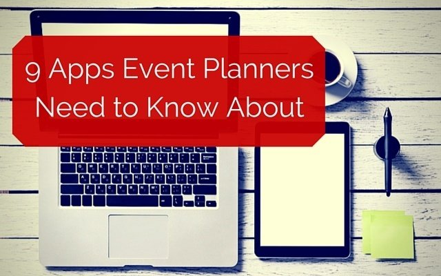 best apps for event planners