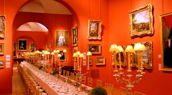 Dulwich Picture Gallery - amazing wedding venues uk
