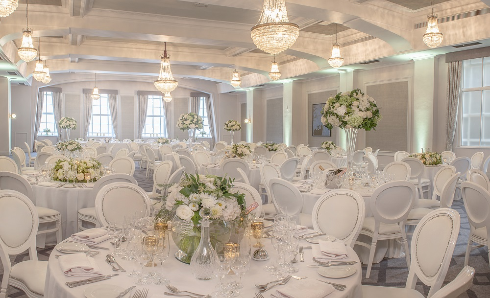 Grand Connaught edinburgh Banqueting