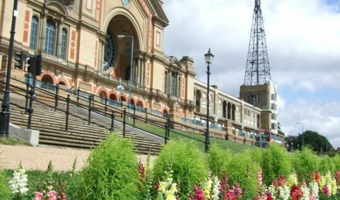 alexandra palace venue london