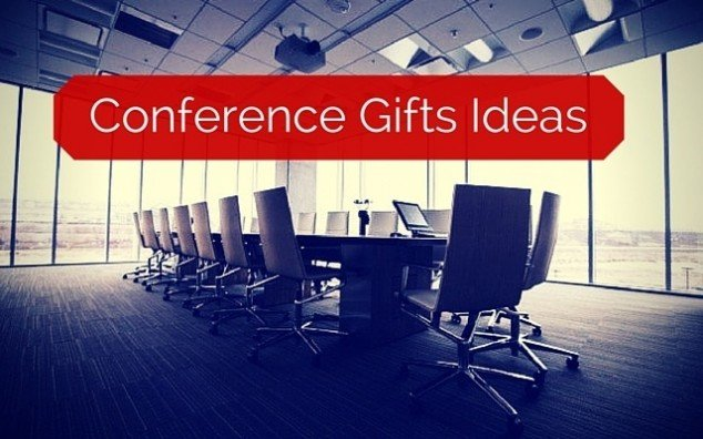 conference gifts ideas