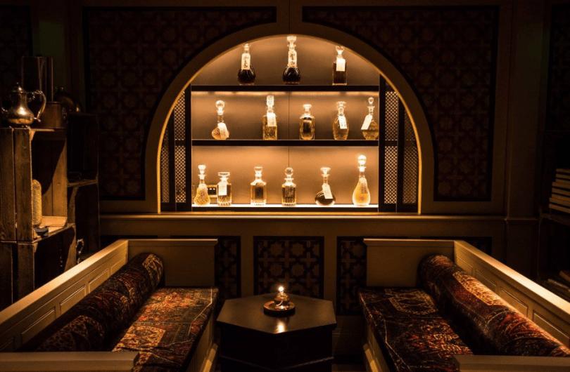 Victorian Bath House - basement bars