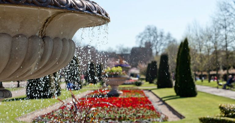 The hub regents park venueseeker for Garden room london zoo