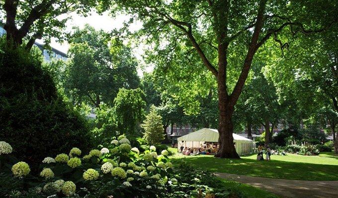 Central London Gardens