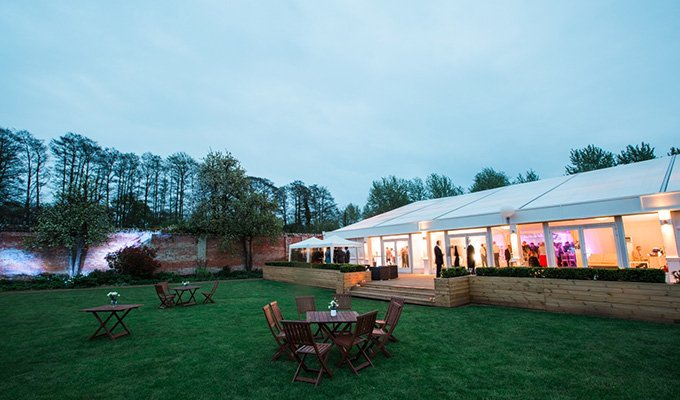 surrey summer party venue