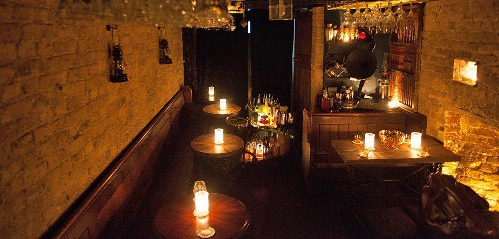 Juice Bar - secret bars london