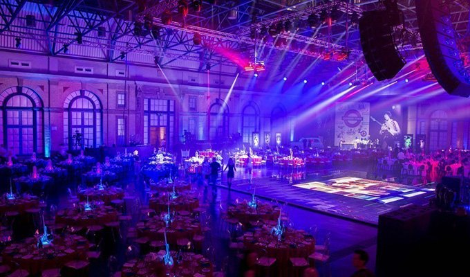 Alexandra Palace large conference venue in london