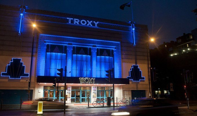 Troxy venue