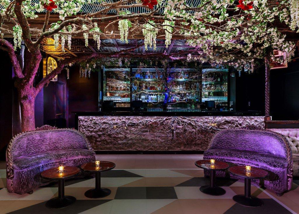 The Cuckoo Club - basement bars