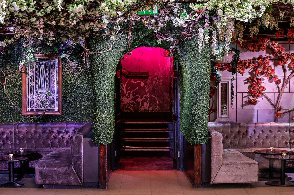 The Cuckoo Club - themed venues london